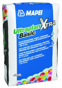 Mapei Ultraplan Basic Xtra/ 25kg zementäre Spachtelmasse 1-10mm