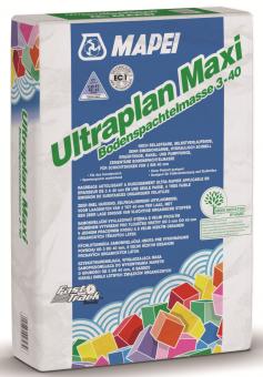 Mapei Ultraplan Maxi / 25kg Spachtelmasse 3-40 mm